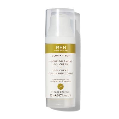Балансирующий Гель-Крем Ren Clarimatte T-Zone Balancing Gel Cream 50 мл
