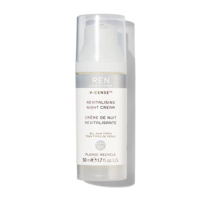 Увлажняющий Ночной Крем Ren V-Cense Revitalising Night Cream 50 мл