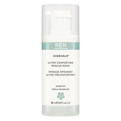 Маска Комфортная для Чувствительной Кожи Ren Evercalm Ultra Comforting Rescue Mask 50 мл