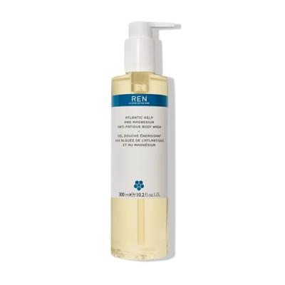 Гель для Душа Снимающий Усталость Ren Atlantic Kelp and Magnesium Anti-Fatigue Body Wash 300 мл