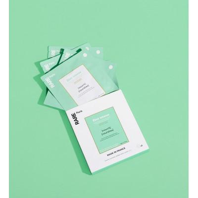 Питательная Тканевая Маска Rare Paris Elixir Intense Nourishing Face Mask Box 5 шт