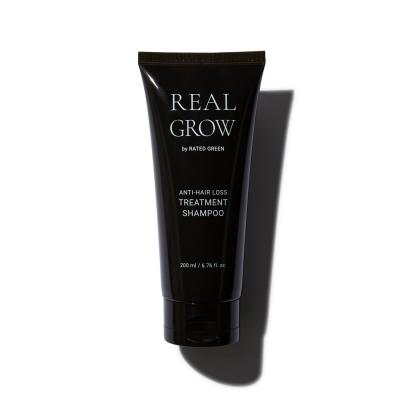 Шампунь Против Выпадения Волос Rated Green Real Grow Anti Hair Loss Treatment Shampoo 200 мл
