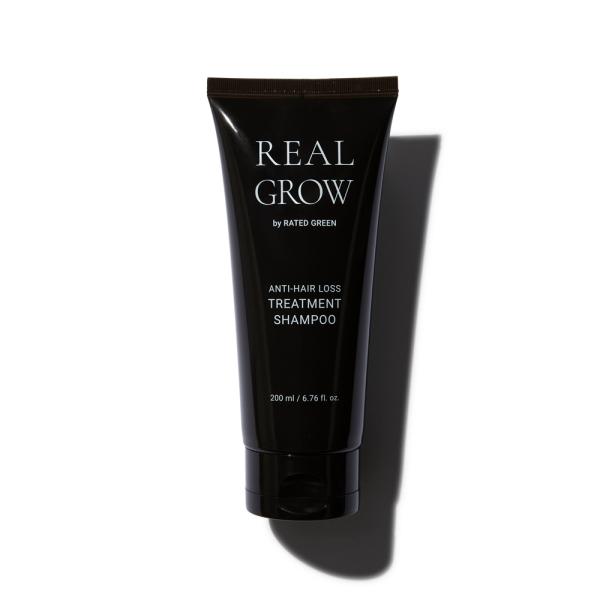 Шампунь от Выпадения Rated Green Real Grow Anti Hair Loss Treatment Shampoo 200 мл