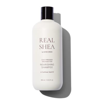 Питательный Шампунь с Маслом Ши Rated Green Real Shea Nourishing Shampoo 400 мл