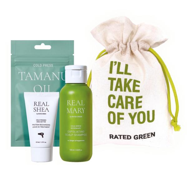Мини-Набор Rated Green Real Mary Mini Kit TAMANU