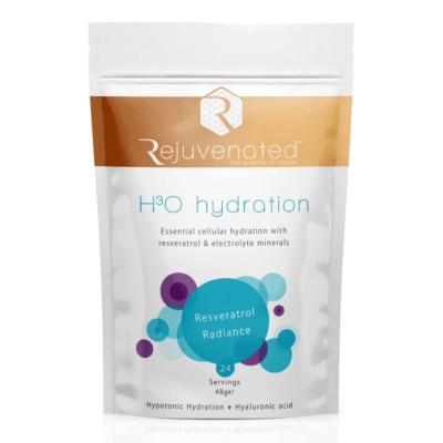 Клеточное Увлажнение (Сухая Смесь) Rejuvenated H3O Hydration Pouch 30 приемов x 60 г