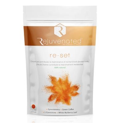 "Капсулы ""Перезарядка Организма"" Rejuvenated Re-set 60 капсул x 500 мг"