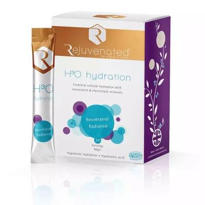 Клеточное Увлажнение Rejuvenated H3O Hydration 24 саше