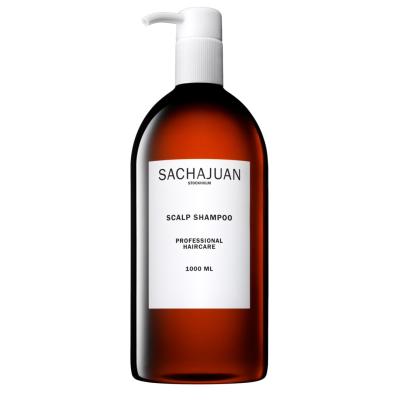 Шампунь для Глубокого Очищения Кожи Головы, Перхоти, Успокоения Кожи Головы Sachajuan Scalp Shampoo 1000 мл