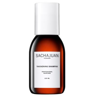 Уплотняющий Шампунь для Тонких Волос Sachajuan Thickening Shampoo 100 мл