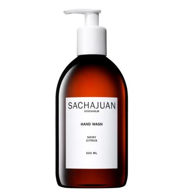 Гель-Мыло для Рук Цитрус с Эффектом Увлажнения Sachajuan Hand Wash Shiny Citrus 500 мл
