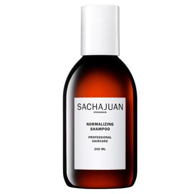 Нормализирующий Увлажняющий Шампунь для Сухих, Обесцвеченных или Мелированных Волос Sachajuan Normalizing Shampoo 250 мл
