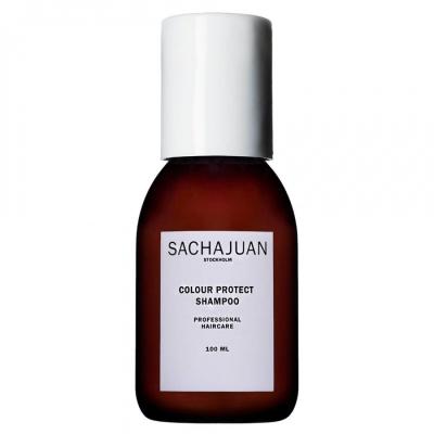 Шампунь для Защиты Цвета Окрашенных Волос Sachajuan Colour Protect Shampoo 100 мл