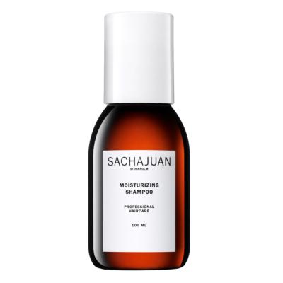 Шампунь для Глубокого Увлажнения Сухих, Ломких Обесцвеченных Волос Sachajuan Moisturizing Shampoo 100 мл