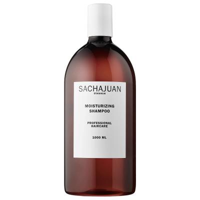 Шампунь для Глубокого Увлажнения Сухих, Ломких Обесцвеченных Волос Sachajuan Moisturizing Shampoo 1000 мл