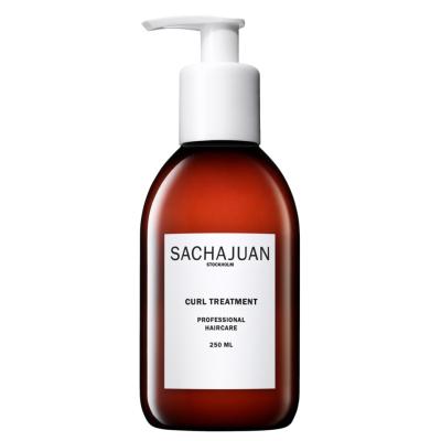 Интенсивное Восстановление Кудрявых Волос для Мягкости и Упругости Локонов Sachajuan Curl Treatment 250 мл