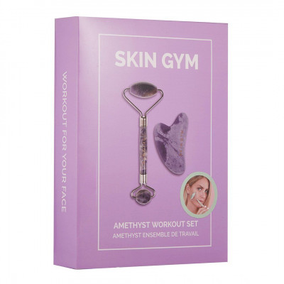 Набор для Лица Skin Gym Amethyst Workout Set