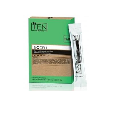 Дренирующий Серум для Тела TEN No cell Professional Drain Serum 10x13 мл