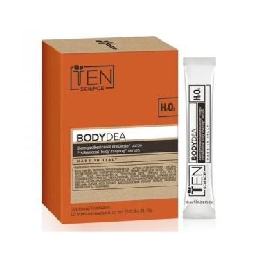 Липолитическая Сыворотка для Моделирования Тела TEN Body Dea Professional Body Shaping Serum 10x10 мл