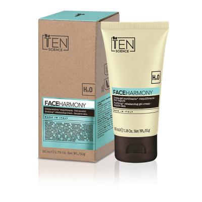 Балансирующий Проблемную Кожу Гель-Крем TEN Face Harmony Purifying Rebalancing Gel-Cream For Impure Skin 50 мл