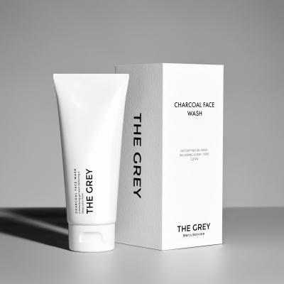 Гель для Умывания с Черным Углем THE GREY Charcoal Face Wash 100 мл