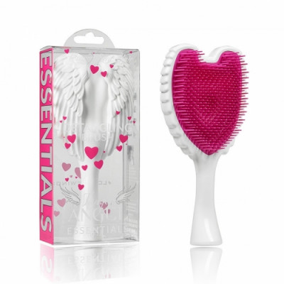Расческа Tangle Angel Essentials White/Pink