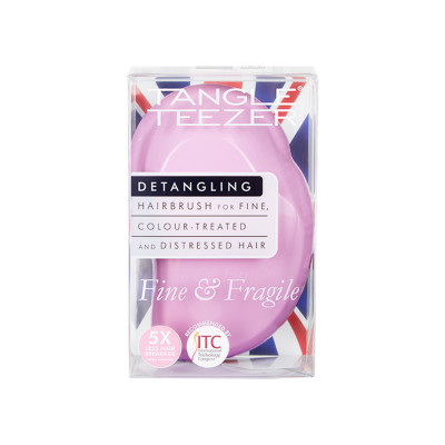 Расческа Tangle Teezer Fine & Fragile Pink Dawn