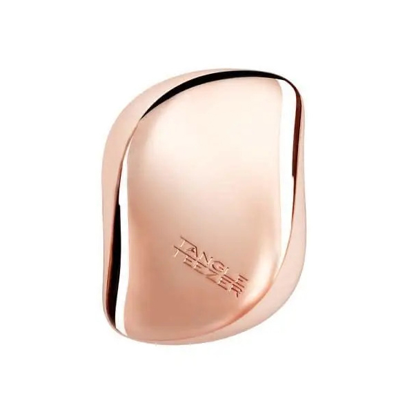 Щётка для Волос Tangle Teezer Compact Styler Baby Peach Chrome