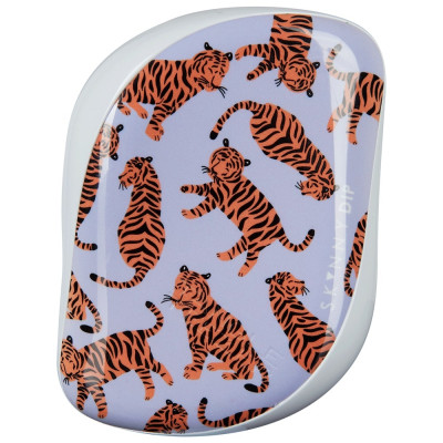 Расческа Tangle Teezer Compact Styler Trendy Tiger