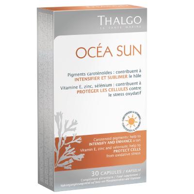 """Добавка для Защиты Кожи и Глаз """"Океан Солнца"""" Thalgo Ocean Sun 30 шт"""