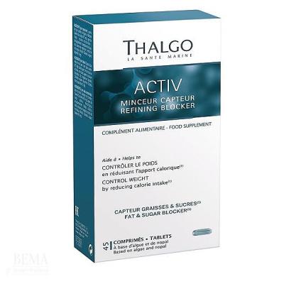 Актив Похудение Блокатор Thalgo Activ Refining Blocker 45 таблеток