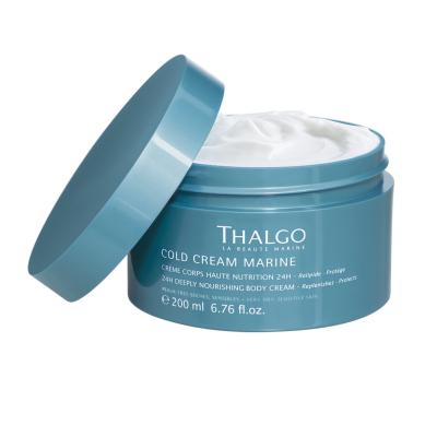 Интенсивный Питательный Крем для Тела Thalgo Deeply Nourishing Body Cream 200 мл