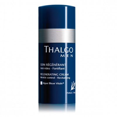 Мужской Восстанавливающий Крем для Лица Thalgo Regenerating Cream 50 мл