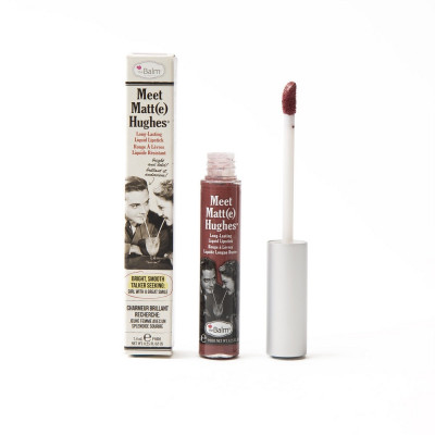Жидкая Матовая Помада theBalm Meet Matt(e) Hughes® Long Lasting Liquid Lipstick - Charming 7.4 мл