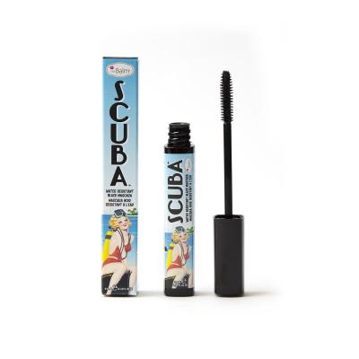 Тушь для Ресниц Водостойкая theBalm Scuba Water Resistant Black Mascara 9.8 мл