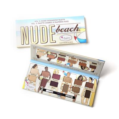Палетка Теней для Глаз theBalm Nude Beach 9.6 г