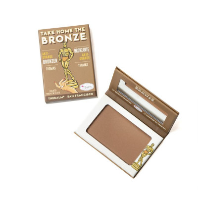 Бронзер для Лица theBalm TAKE HOME THE BRONZE® Thomas 7.08 г