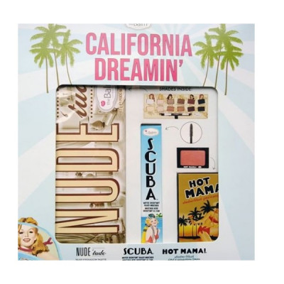 Набор для Макияжа theBalm California Dreamin' Box Set