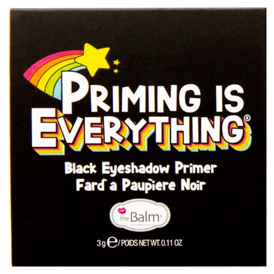 Черный Праймер для Век theBalm Priming Is Everything Black Primer