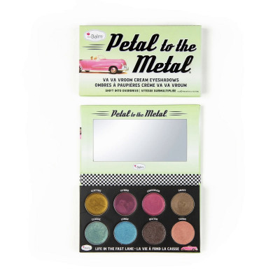 Палетка Теней для Глаз theBalm Petal To Metal Shift into Overdrive 10.5 г