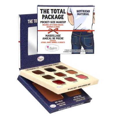 Набор для Макияжа theBalm The Total Package Denim
