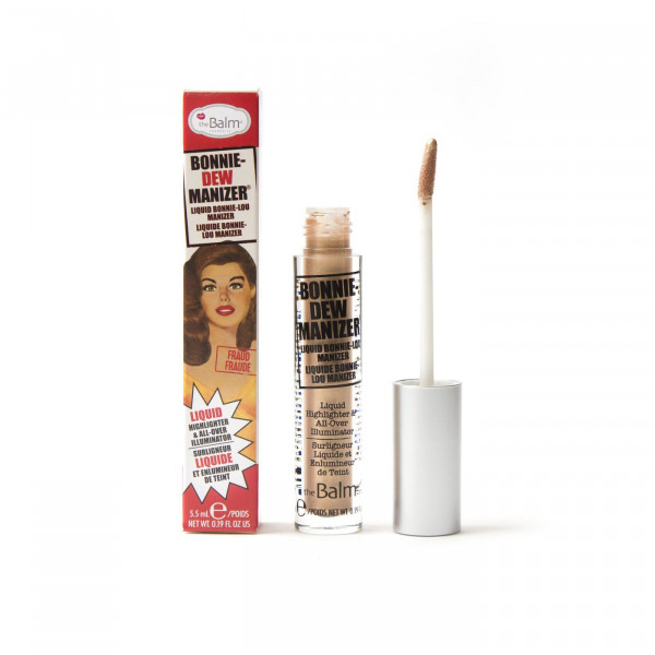 Жидкий Хайлайтер theBalm Bonnie-Dew Manizer® Liquid Highlighter 5.5 мл
