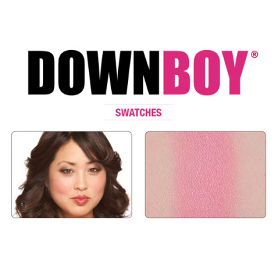 Румяна-Тени theBalm Shadow-Blush DownBoy® Matte Baby Pink 8.5 г