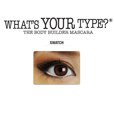 Тушь для Ресниц theBalm What's Your Type?® «the Body Builder» Black Mascara 12 мл
