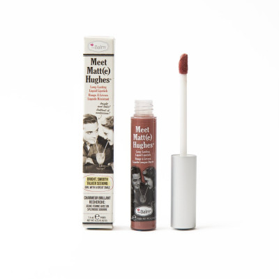 Жидкая Матовая Помада theBalm Meet Matt(e) Hughes® Long Lasting Liquid Lipstick - Committed 7.4 мл