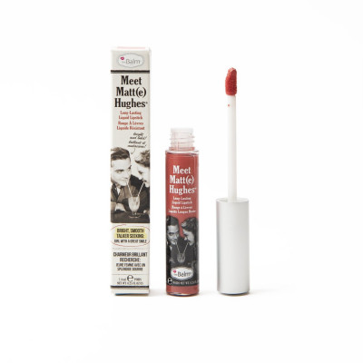 Жидкая Матовая Помада theBalm Meet Matt(e) Hughes® Long Lasting Liquid Lipstick - Honest 7.4 мл