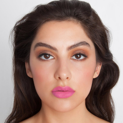 Жидкая Матовая Помада theBalm Meet Matt(e) Hughes® Long Lasting Liquid Lipstick - Chivalrous 7.4 мл