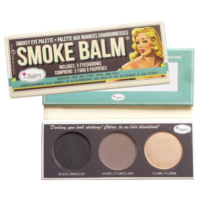 Палетка Теней theBalm Mini Palettes SmokeBalm Vol. 1- 10.2 г
