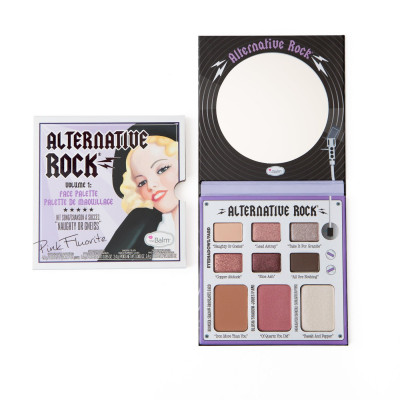 Палетка Теней для Глаз theBalm Alternative Rock® vol. 1