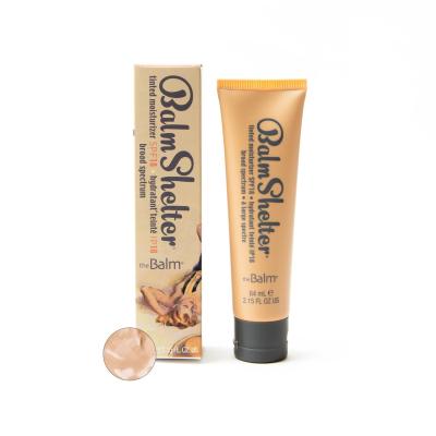 Увлажняющий Крем для Лица с Тональным Эффектом theBalm BalmShelter® Tinted Moisturizer SPF 18 - Light/Medium 64 мл